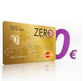 Carte Mastercard gratuite : la solution s'appelle CARTE ZERO !!