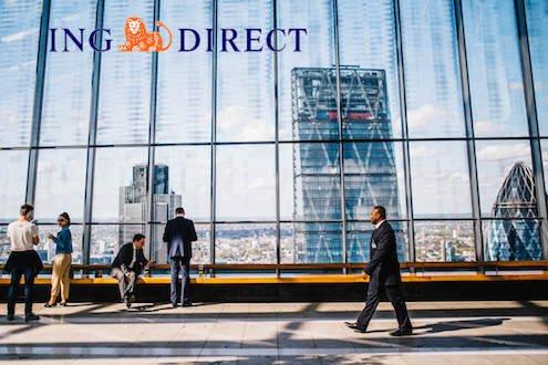 ING Direct et son crédit dédié aux professionnels : Prêt Pro Direct