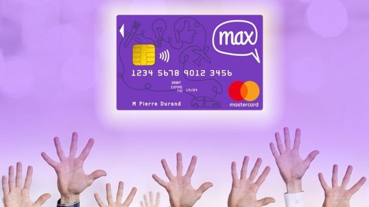Crédit Mutuel Arkéa : Max lance sa carte bancaire