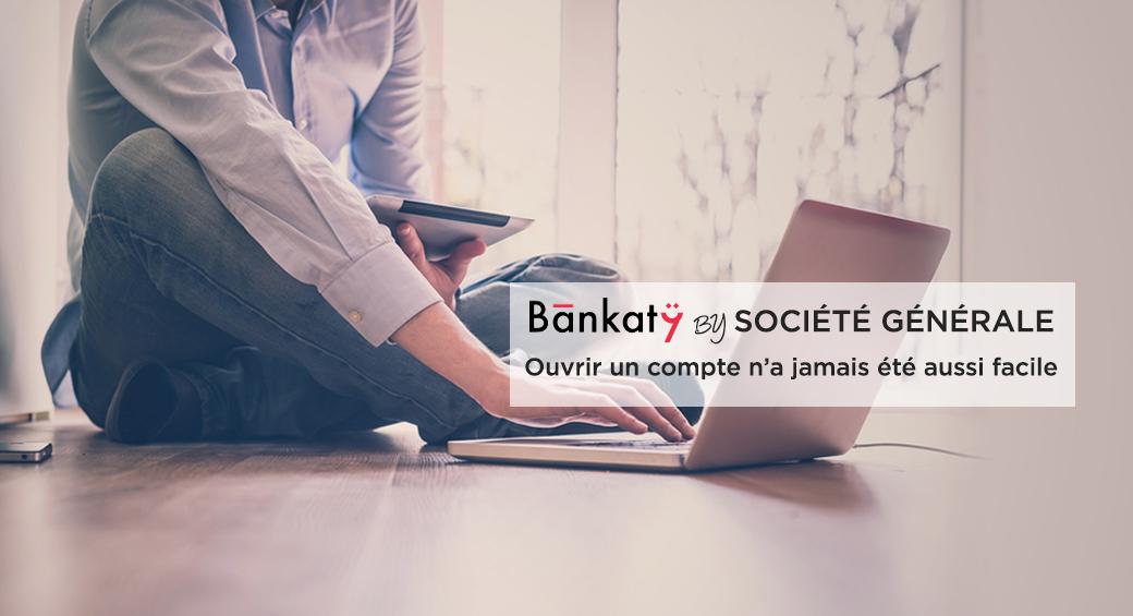 La Société Générale Maroc lance sa plate-forme de banque en ligne « Bankaty »