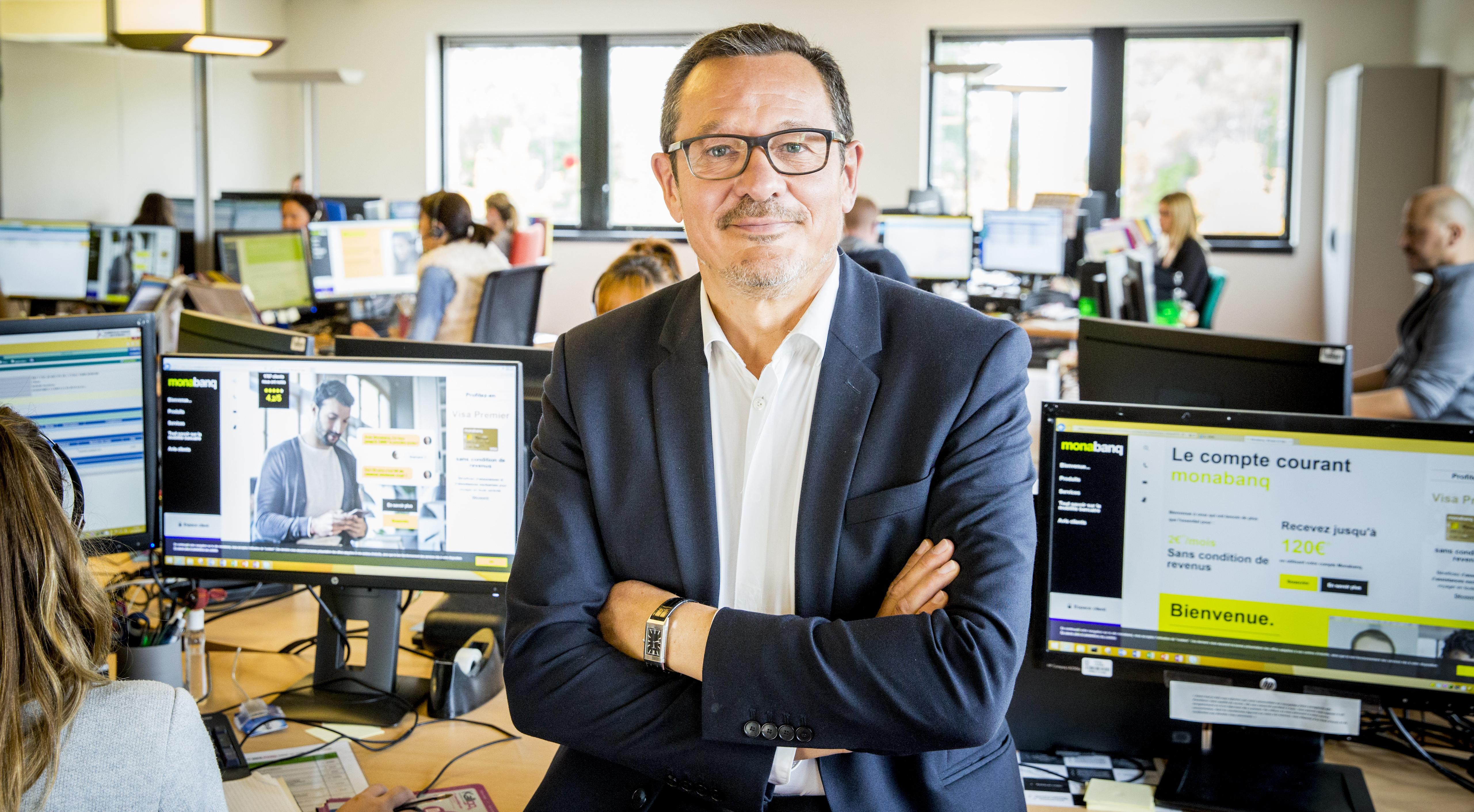 Monabanq décroche le Prix « Elu Service Client de l'année 2018 »